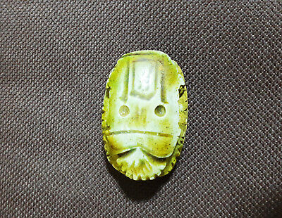 Egyptian Египет Ägypten Pharaoh Scarab Paperweight Sculpture,Hand Carved Stone