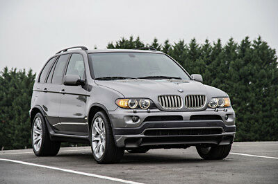 For BMW X5 E53 4.8is FACELIFT 2003-2006 WIDE KIT SPOILER ARCH LIP TUNING