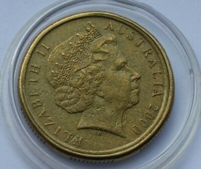 RARE 2000 $1 / 10c MULE ERROR - ONE DOLLAR COIN - 1 - TEN CENT