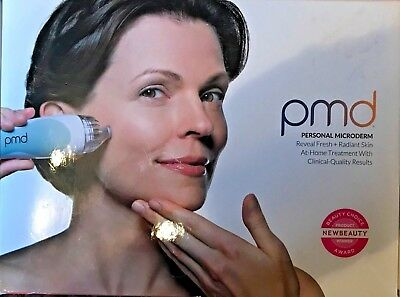 PMD Personal Microderm Microdermabrasion Device NEW GENUINE + FREE P&P