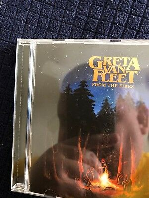 Greta Van Fleet: From The Fires (CD) LIKE NEW