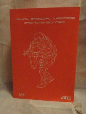 """ACE Toys 1/6 Scale """"Naval Special Warfare Machine Gunner"""""""