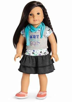 American Girl Z Yang's Sightseeing Outfit NEW in BOX ~no doll~ Outfit only! NEW
