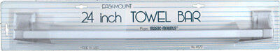 24 Inch Towel Bar 1Pk Whi
