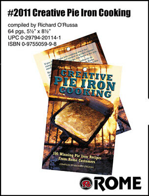 Pie Iron Cooking Book