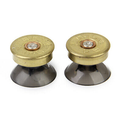 2 Pack Thumbsticks Bullet Buttons Set for PS4 / Xbox One Controller