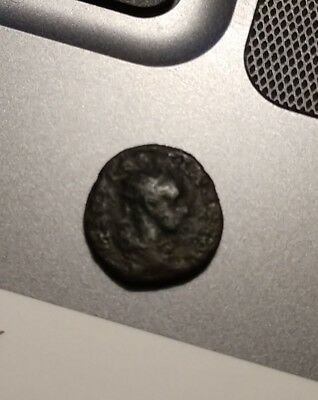 NICE LOT OF 2  INTERESTING Ancient Roman Coins U ID ?? Shipping just $1.00