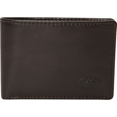 Mancini Leather Goods Mens RFID Secure Center Wing Men's Wallet NEW