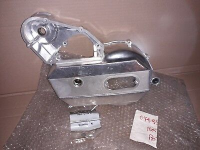 Ducati desmo sidecover engine left hand with electric start.  Ship to all