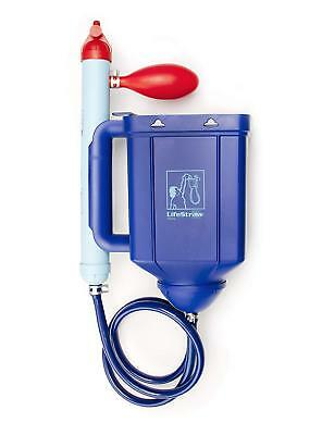 LifeStraw Family 1.0 Portable Gravity Powered Water Purifier for Camping etc