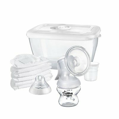 Tommee Tippee Manual Breast Pump - New and Sealed