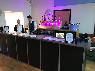 Mobile Bar Equipment For Sale - Great Opportunity - Cantilever Portabar