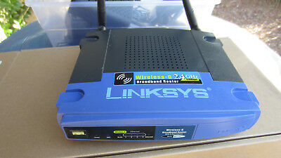 Linksys wrt54g v3 wireless router / dd-wrt wireless siganl range.