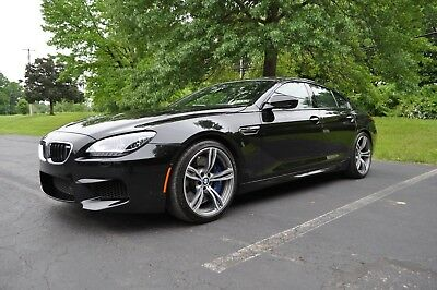 2014 Bmw M6 4 Door Gran Coupe 2014 Individual Order Bmw M6 Gran Coupe 23K Miles Perfect Condition!