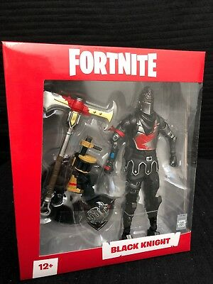Fortnite Black Knight 7 inch Action Figureby McFarlane  - IN HAND - SHIPS TODAY