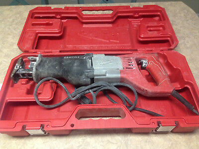 Milwaukee 6520 21 >> Needs Tlc Milwaukee 6521 21 Heavy Duty Orbital Super Sawzall