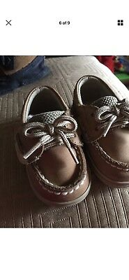 Sperry Baby Loafers