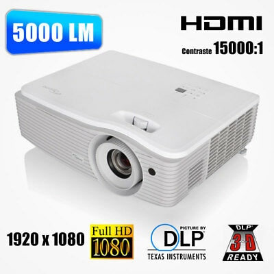 Optoma EH504 DLP Projector - White