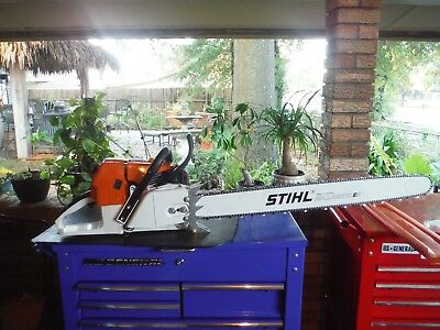MS660 Chainsaw With 36 Inch Bar Not Stihl Not Built From Kits