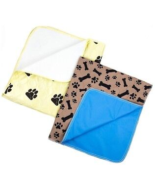 18x24 Washable Reusable Dog Training Puppy Pee Pads ,160 Packs Which Is 320 Pads