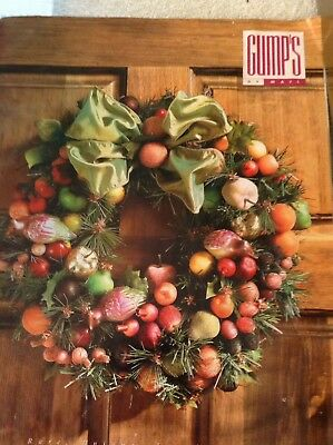 """Gorgeous Waterford Holiday Heirlooms Georgian 15"""" Door Wreath w/Hanger, And Box"""