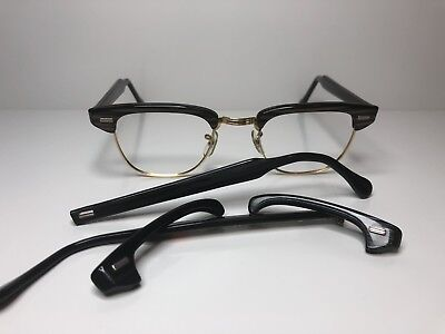 Vintage New Old Stock US OPTICAL / IMPERIAL Kingsley Champion Eyeglasses 10K RGP
