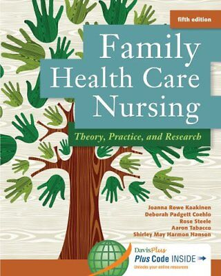 [PDF] Family Health Care Nursing Theory, Practice, and Research 5th Edition by J
