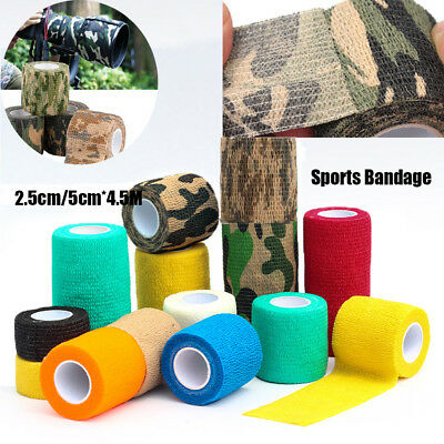 Candy Colors Kinesiology Sports Muscles Care Elastic Physio Therapeutic Tape
