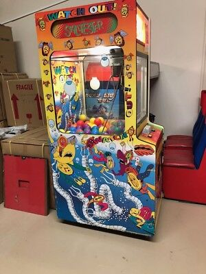 Skill Tester Crane Machine Fully Working Ex Timezone Pick Up Only From Perth