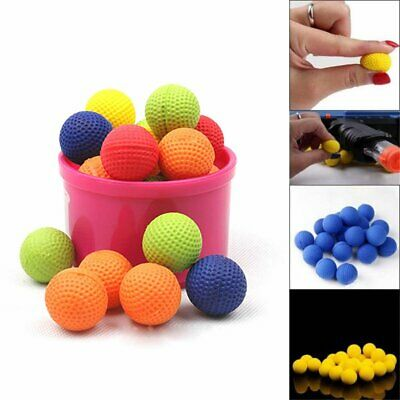 Bullet Balls Round Compatible For Nerf Rival Apollo Child Toys Gun Refill