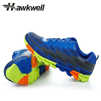 Hawkwell Lightweight Running Shoes Men's Athletic Fashion Breathable Anti-slip