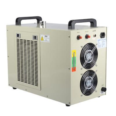 CW-5000 Industry Air Water Chiller CO2 Laser Engraving Cutting Machine 110V 220V