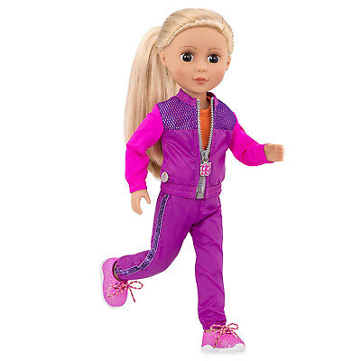 Glitter Girls by Battat - Shine and Dash Outfit -36cm Doll Clothes– Toys,