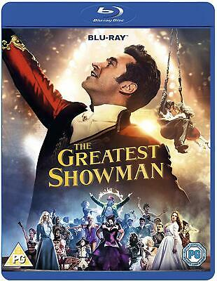 Blu-Ray The Greatest Showman   Brand New Sealed Genuine Uk Stock