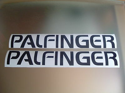 PALFINGER DECALS stickers crane / hi ab