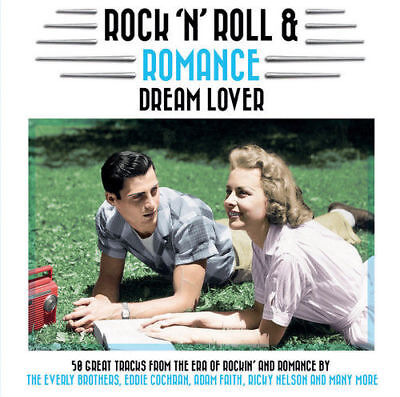 Various – Rock 'N' Roll And Romance - Dream Lovers - 2xCD - NEW SEALED