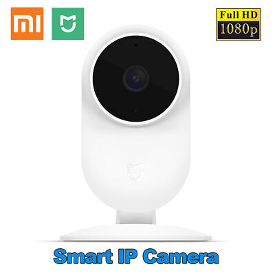 Xiaomi Mijia Smart WiFi IP Camera 1080P Home Security Night Vision 2-Way Audio