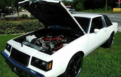 1986 Buick Regal  1986 Buick Regal on 22 staggered ***NOT A Grand National T Type *** 307 Olds
