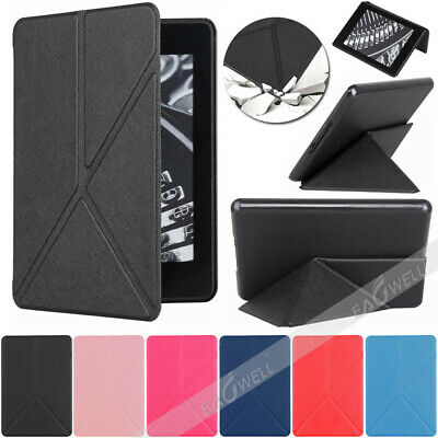 For Amazon Kindle Paperwhite 10th Gen 2018 Folding Flip Smart Stand Cover Case