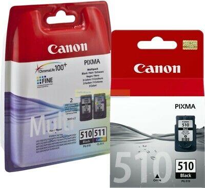 3 Original Druckerpatronen Canon Pixma MP240 MP 240