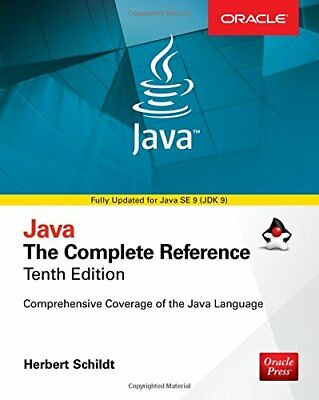[PDF] Java The Complete Reference, Tenth Edition 10th Edition by Herbert Schildt