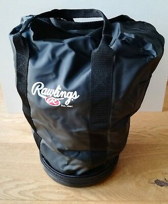 Rawlings Carry Bag for Baseballs or Softballs - New and Sealed Ball Bucket