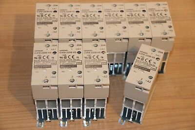 10 Stück OMRON G3PA-220B-VD Solid State Relay