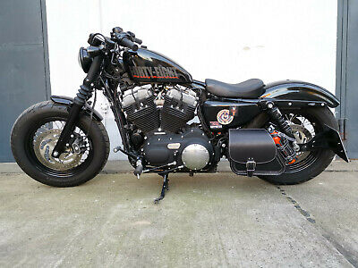 Harley Davidson Sportster 1200 883 48 Sporty Clean Black white 48 1200 883