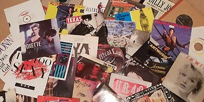 99p Vinyl Singles! Buy 6 GET 1 FREE! Choose from 500+ Rock/Pop 60s,70s,80s,90s