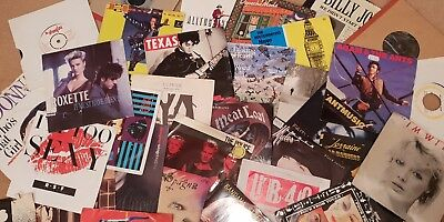 99p Vinyl Singles! Buy 6 get 1 FREE! 600+ Rock/Pop 60s,70s,80s,90s **NEW list***