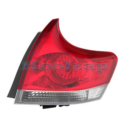 TYC For 09-13 Venza Taillight Taillamp Rear Brake Outer Light Right Passenger