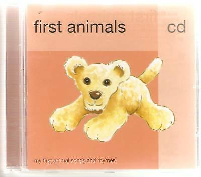 First Animals Children's Cd Songs And Rhymes Mother And Baby