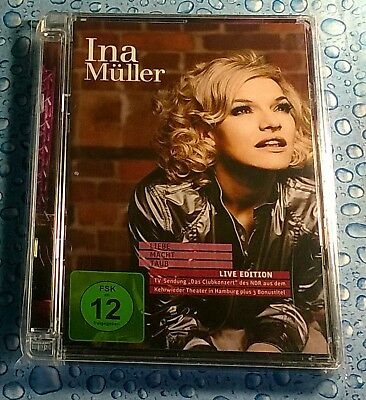 INA MÜLLER Liebe macht Taub LIVE EDITION (DVD) FSK 12