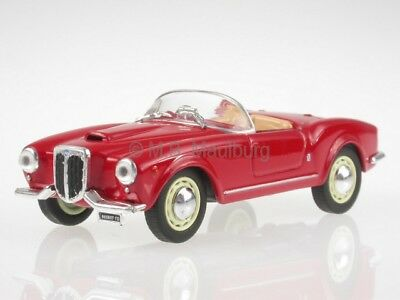 Lancia Aurelia B24 GT Spider red diecast model car Norev 1/43